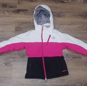 Girls The North Face Winter Coat